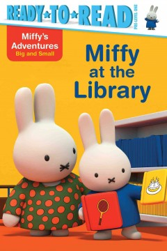 Miffy at the library - Maggie Testa