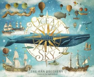 Ocean meets sky - Terry Fan