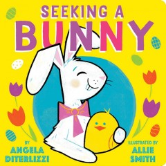 Seeking a bunny - Angela DiTerlizzi
