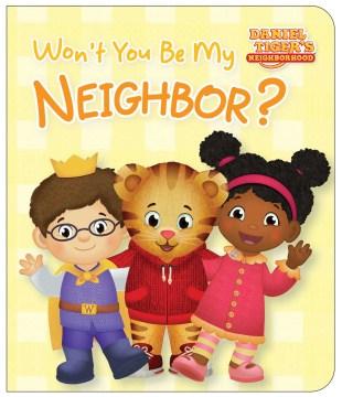 Won't you be my neighbor? - Rachel Kalban