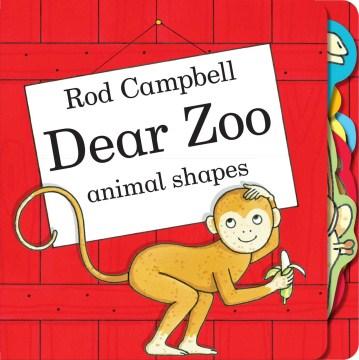 Dear zoo animal shapes - Rod Campbell