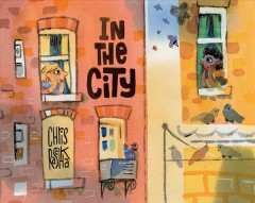 In the city - Christopher Raschka