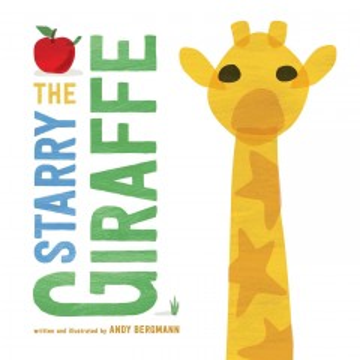 The starry giraffe - Andy Bergmann