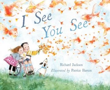 I see you see - Richard Jackson