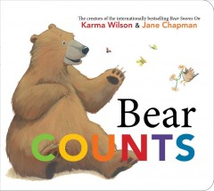 Bear counts - Karma Wilson