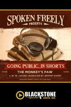 The monkey's paw. W. W Jacobs. - W. W Jacobs