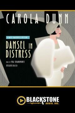 Damsel in distress : a Daisy Dalrymple mystery - Carola Dunn