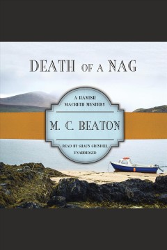 Death of an addict - M. C Beaton
