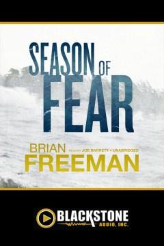 Season of fear : a Cab Bolton thriller - Brian Freeman