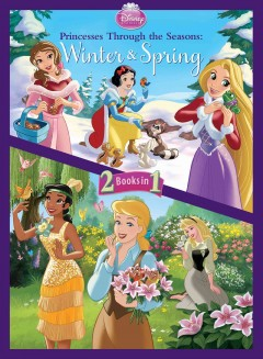 Princesses through the seasons : winter - Irene Trimble