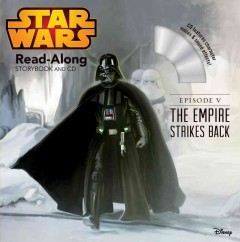 Star Wars episode V : The Empire strikes back : read-along storybook and CD - Randy Thornton