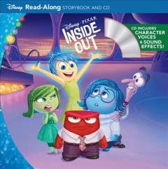 Inside out : read-along storybook and CD - Suzanne Francis