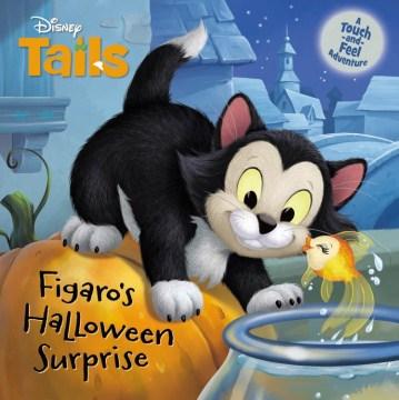 Figaro's Halloween surprise - Calliope Glass