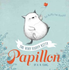 The very fluffy kitty, Papillon - A. N Kang