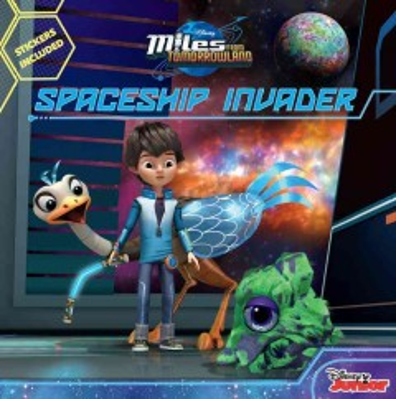 Spaceship invader - Bill Scollon