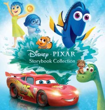 Disney Pixar storybook collection - Megan Ilnitzki