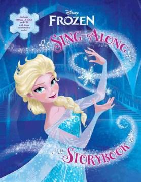 Frozen sing-along storybook - Lisa Ann Marsoli