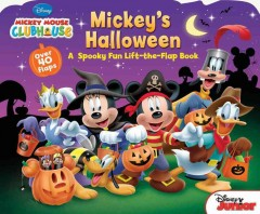 Mickey's Halloween : a lift-the-flap book - Matt Mitter