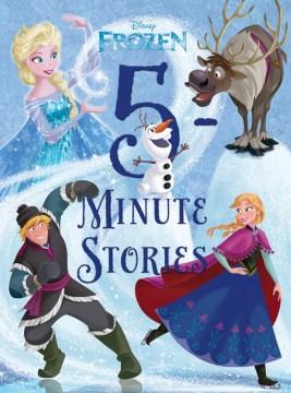 Frozen 5-Minute Stories -  Disney (COR)