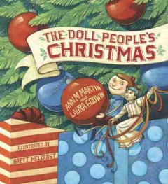 The doll people's Christmas - Ann M Martin