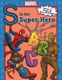 S is for super hero - Clarissa Wong