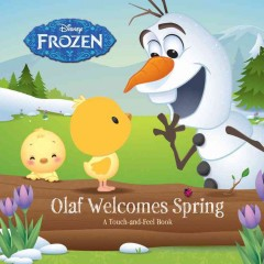 Olaf welcomes spring - Brittany Rubiano