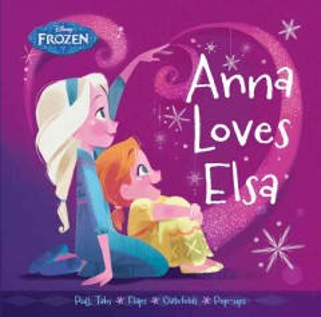 Anna loves Elsa - Brittany Rubiano