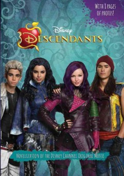 Disney Descendants : a novelization - Rico Green