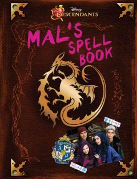 Mal's spell book - Tina McLeef