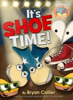 It's shoe time! - Mo Willems