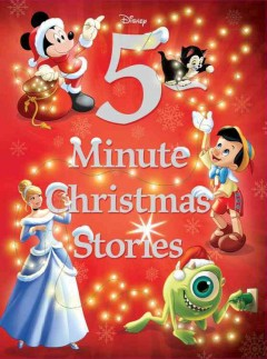 5-minute Christmas stories.