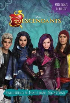 Descendants : a novelization - Rico Green