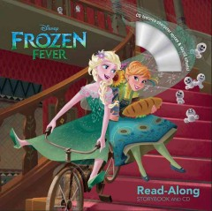 Frozen fever : read-along storybook and CD