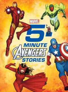 5-Minute Avengers stories.
