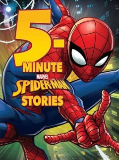 5-minute Marvel Spider-Man stories.