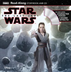 Sta Wars : the last Jedi : read-along storybook and CD - Elizabeth Schaefer