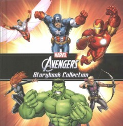 The Avengers storybook collection.