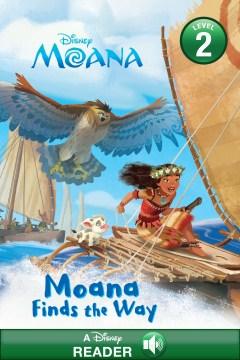 Moana finds the way - Susan Amerikaner