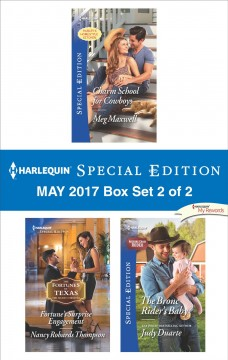 Harlequin special edition May 2017. Box set 2 of 2.