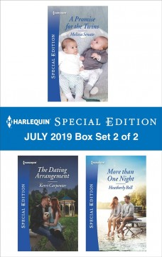 Harlequin special edition July 2019. Box set 2 of 2.