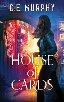 House of cards - C. E.author.(Catie E.) Murphy