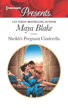 Sheikh's pregnant Cinderella - Maya Blake