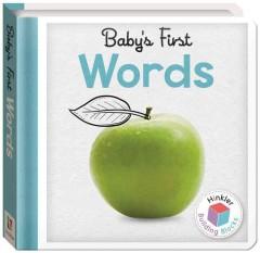 Baby's first words.