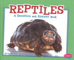Reptiles : a question and answer book - Isabel Martin