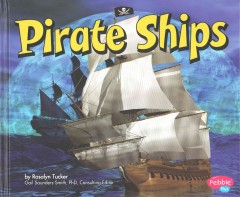 Pirate ships - Rosalyn Tucker