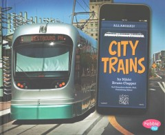 City trains - Nikki Bruno Clapper