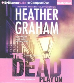 The dead play on Heather Graham. - Heather Graham