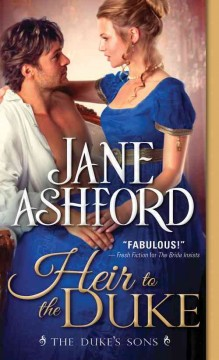 Heir to the duke - Jane Ashford
