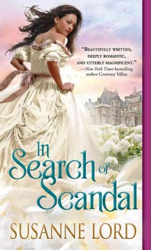 In Search of Scandal - Susanne Lord