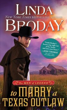 To Marry a Texas Outlaw - Linda Broday